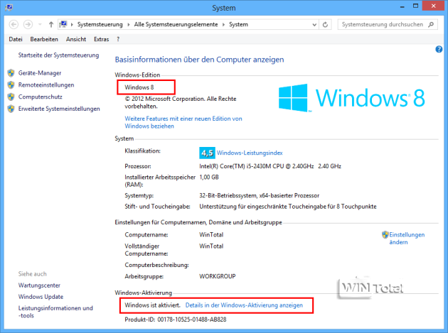 how to change product key in windows 8.1