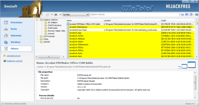 HiJackFree Others – ActiveX-Steuerelemente