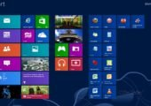 GUI Windows 8