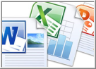 Word Excel PowerPoint Symbol