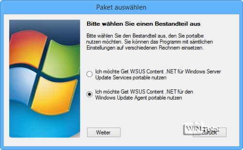 Windows Update Agent als Portable-Version nutzen