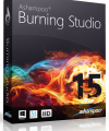 Ashampoo Burning Studio 15 Box