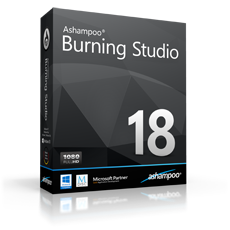 Ashampoo Burning Studio 18