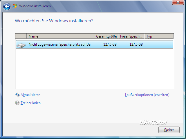 Windows 10 richtig installieren - WinTotal.de