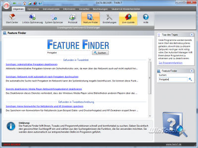 Feature Finder
