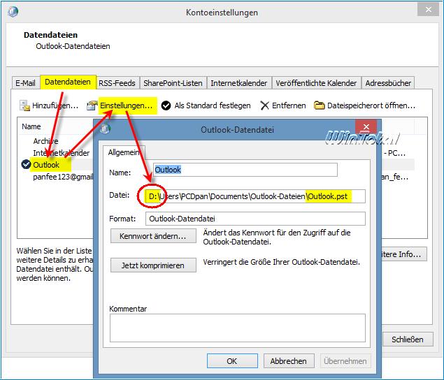 Windows 10 Schnellzugriff Speicherort