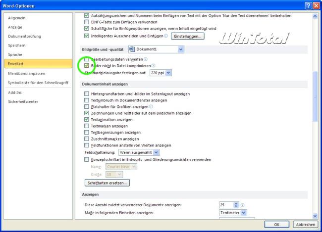Online-Dateikomprimierung