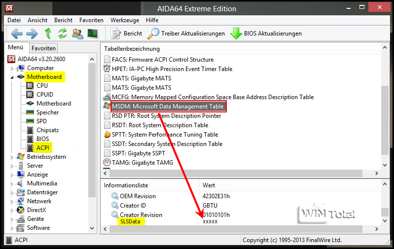 Produktkey von Windows 8.x/10 auslesen - Tipps & Tricks