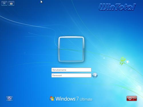Registrierung Windows 7