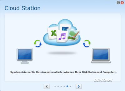 CloudStation