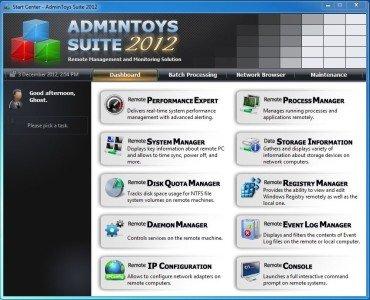 AdminToys Suite