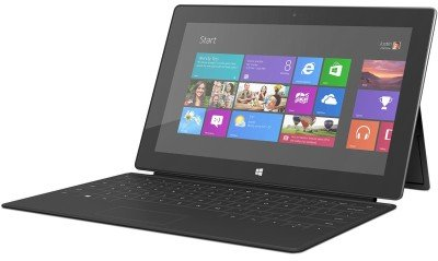 Surface mit Touch-Cover