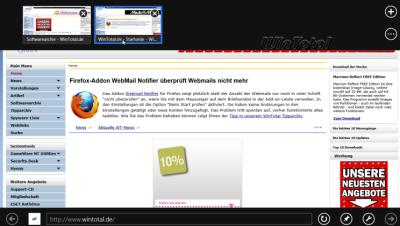 Internet Explorer 10 im UI-Design