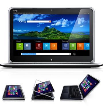 Das neue XPS 12 Convertible von Dell