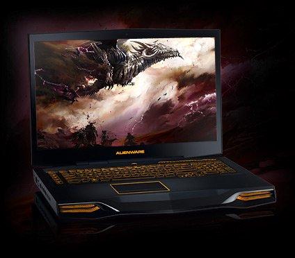 Alienware Spiele Notebook M18x
