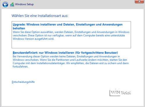 Windows 8.1 Installation