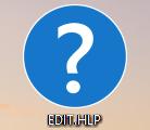 HLP-Hilfedatei Icon