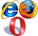 IE Firefox Opera
