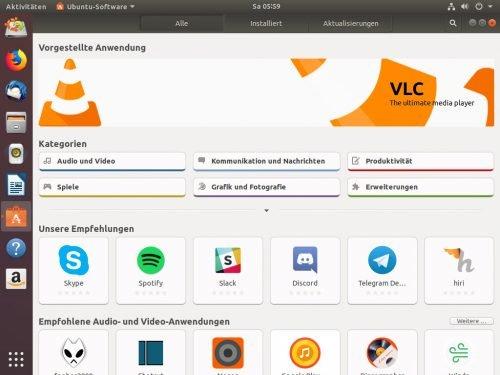 Ubuntu App Store