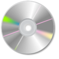 CD, ISO, DVD, Icon