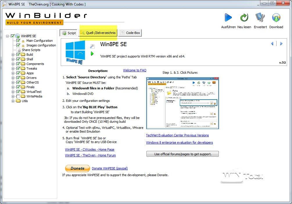 Komfortables Notfallwindows auf Basis von Windows PE erstellen ...