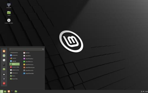 Linux Mint 20 Cinnamon