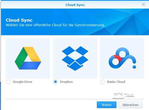 CloudSync