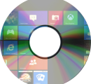 Windows 8 DVD