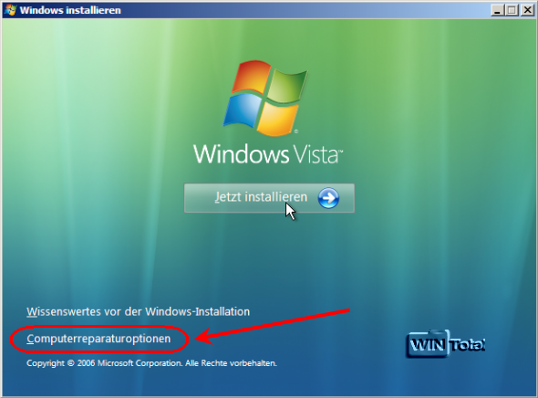 Vista Passwort Vergessen
