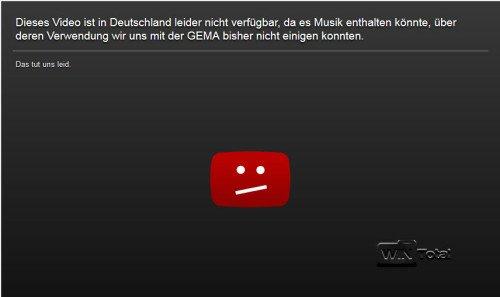 Youtube Proxy Gema