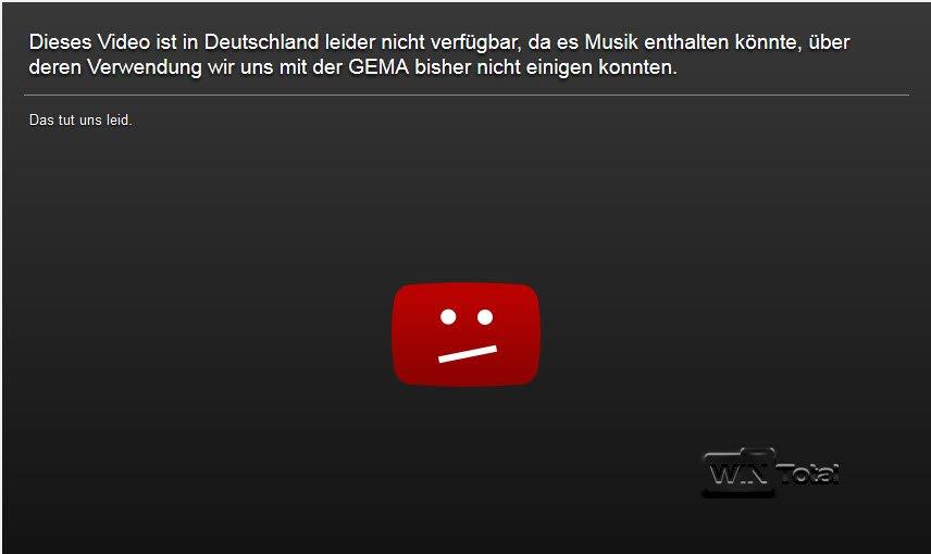 Gema Youtube Proxy