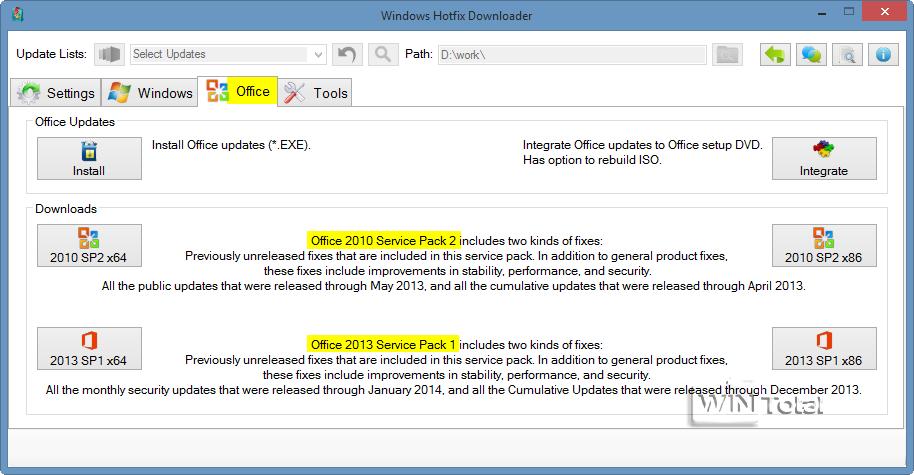 Windows Hotfix Downloader – Das Monstertool - WinTotal de