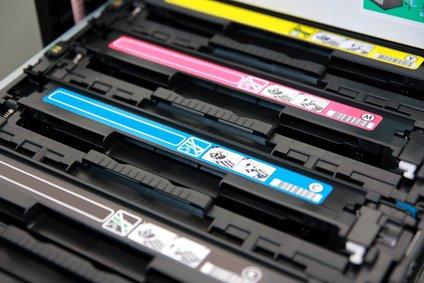Laserdrucker, © AD - Fotolia.com, Farblaser, Toner