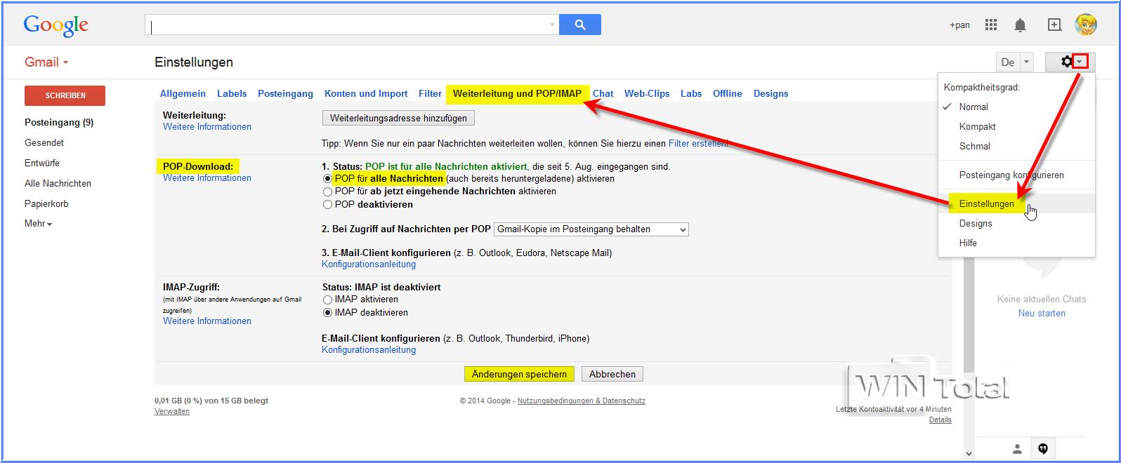 Google Kontakte In Outlook