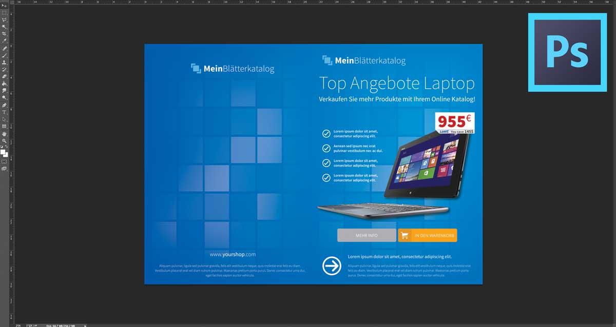 Digitale Kataloge online produzieren - WinTotal.de