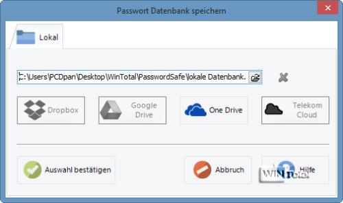 Passwort-Datenbank