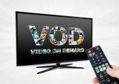 Video on demand VOD