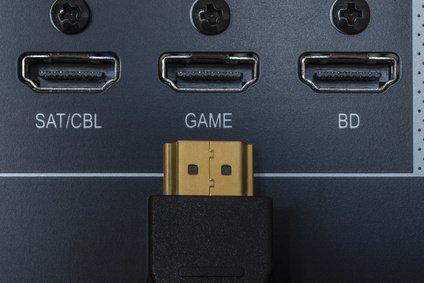 HDMI Grafikkarten Anschlüsse Switch mit Netzteil