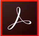 Adobe Reader DC Logo