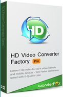 HD Videokonverter Factory Pro