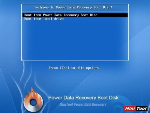 data-recovery-boot-disk