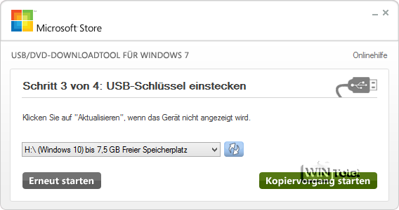 Bootfähigen Usb Stick Erstellen Windows 10