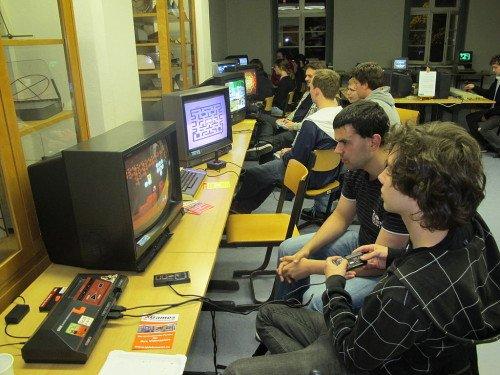 Spieler am PC
