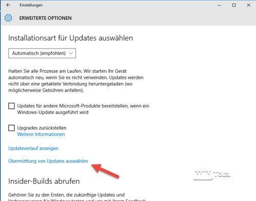 WUDO in Windows 10