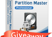 EaseUS Partition Master Giveaway