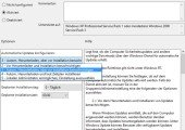 Gruppenrichtlinien Windows Update