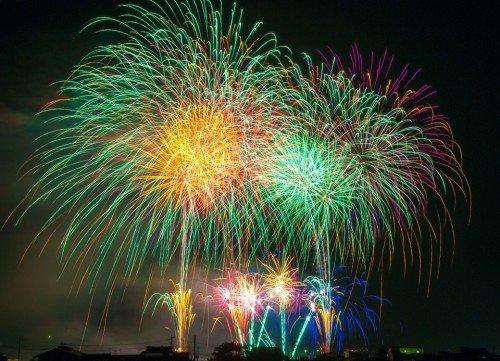 Feuerwerk, Pixabay