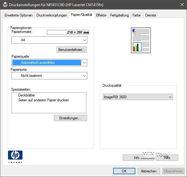 Drucker unter Windows 10 installieren, einrichten und Probleme lösen ...
