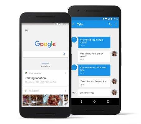 Nexus mit Marshmallow Android 6