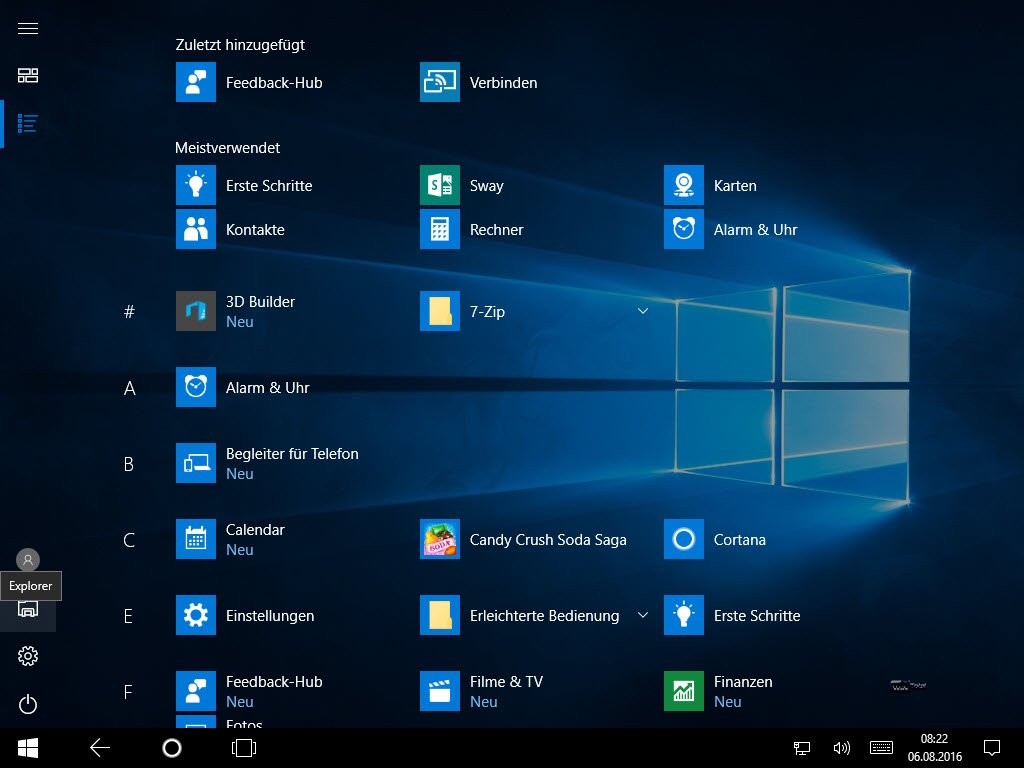 Windows 10 Anniversary Update – Alle Neuerungen im ...